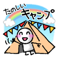 TeruBo.Enjoy camping.