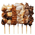 Yakitori(grilled chicken)