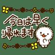 ふわもこパサラン★家族連絡セット★