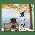 黒しゅなオリーブ6レンジャー(ふく)