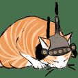 Samurai cat hiroie2