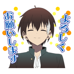 TV Animation Nakanohitogenome jikkyoucyu
