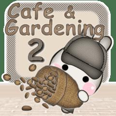 カフェ&ガーデニング 2