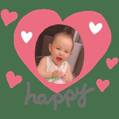 鈺飯糰寶寶貼圖