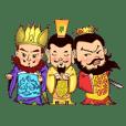 Three Kingdoms Cute