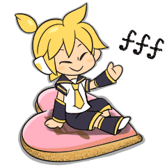 takeru's 初音ミクスタンプ