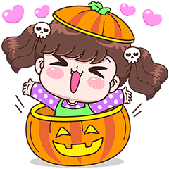 Boobib Happy Halloween