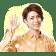 TOSHIKI TATEISHI Sticker