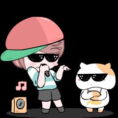 Koko & Berry best friend