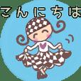 A gingham girl 2