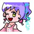 saki's pop sticker 3