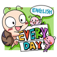 Every day Tumurin with Maimai English