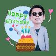 Happy Birthday!!! P Ton Sastra