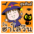 A Sweet Little Witch : Magic Halloween