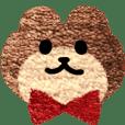 Fluffy FUWAMOKO Bear 2
