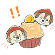 Disney TsumTsum ขนมหวาน ดุ๊กดิ๊กได้