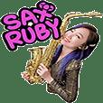 Sax Ruby