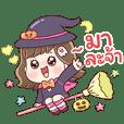 Noo Bunny : Happy Halloween !!
