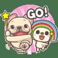 OPEN-Chan X French Bulldog-PIGU
