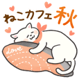 NEKO CAFE STICKER[ver.3]