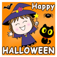 (EN) Sweet Little Witch: Magic Halloween