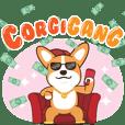 Corgi Gangster