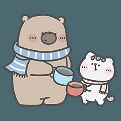 คุณหมีและเจ้าเหมียว : LCM x SABINA