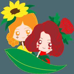 Flowers cuties
