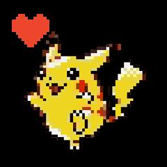 สติ๊กเกอร์ไลน์ Pokémon Gold & Pokémon Silver