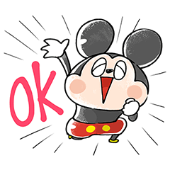 Mickey Mouse & Friends 慵懶篇♪