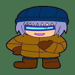 冬を司る小人とハロウィン 2