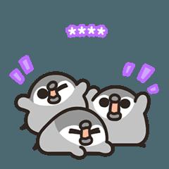 PP mini (Custom Stickers)