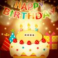 【名前を添えて】大人の誕生日&お祝い