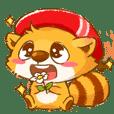 Red panda-Luo