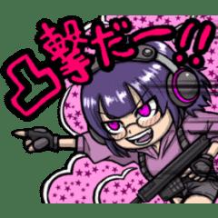 FPS配信者マジキチ少佐ちゃん欲張りセット