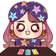 horoscope girl cute