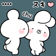 Every day love Usakkuma to honey