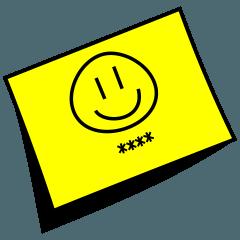 Useful Sticky Notes