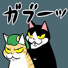 A little fat cat anime 14