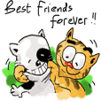 Cats & Dogs : Best Friends Forever !!