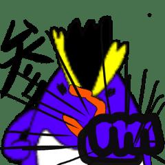 押忍!!空手道イワトビペンギン!!