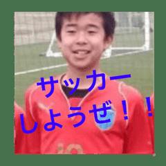 サッカーしようぜ!!