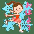 Cute figure skater2