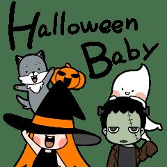 Halloween babys