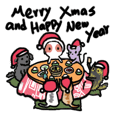 Rich' s Merry Christmas & Happy New Year