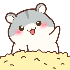 Rocky the Hamster (Daily)