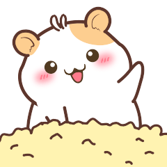 Latte the Hamster (Daily)