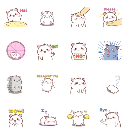 Sugar the Hamster (Daily)