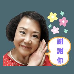 A Lin mom life