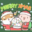 柴犬皮皮 - 單身聖誕